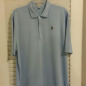 Men's Peter Millar Polo Shirt Size XL